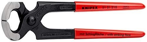 KNIPEX Hammerzange (210 mm) 51 01 210, Rot