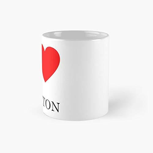 I Love Brixton Classic Mug 11 Oz.