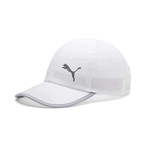 Puma Men's Baseball Cap (2232504 White-Cat_Adult)