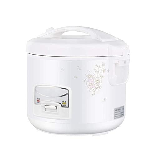 Zupa garnek garnek garnek rondla tablica mała kuchenka ryżowa dom 2-5 litrowy mały kuchenka ryżowa Odpowiedni dla 3-4 osób Kryształowy Non- Stick Wewnętrzny garnek Kontrola jednoprzyciskowa odpowie