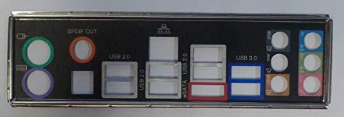 ASRock 990FX Extreme3 Blende -Slotblech -IO Shield
