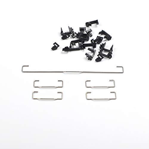 Costar Style Costar Stabilisatoren, mit erhöhtem Draht 6,25u 2u für MX mechanische Tastatur Filco Kit 1 for 60 87 keyboard