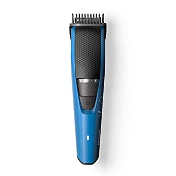 Philips BT3105/15 Cordless Beard Trimmer (Black and Blue)