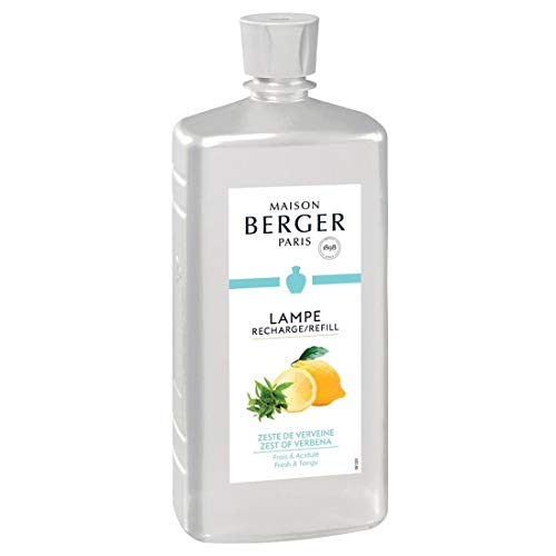 Lampe Berger Raumduft Nachfüllpack Zeste de Verveine / Belebende Zitronenverbene 1 L