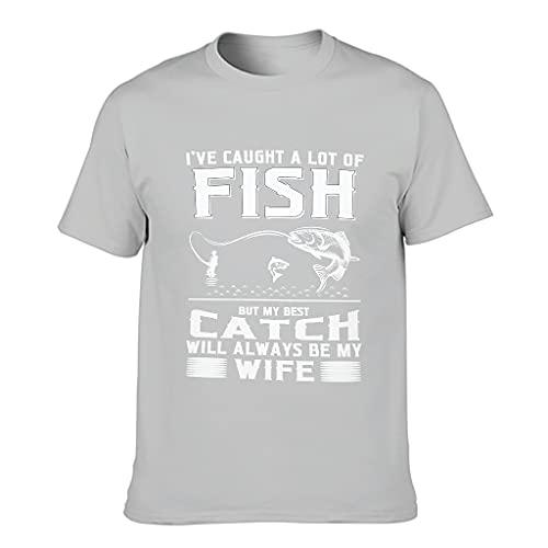 """COMBON Shop Camiseta con texto en inglés """"I"""