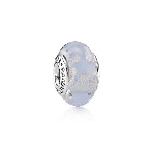 Pandora - Charm murano azul