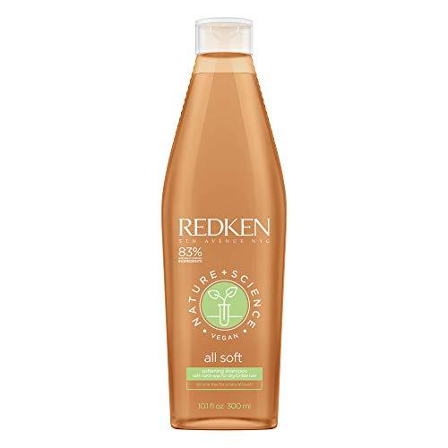 REDKEN Nature y Science All Soft - Champú para cabello deshidratado