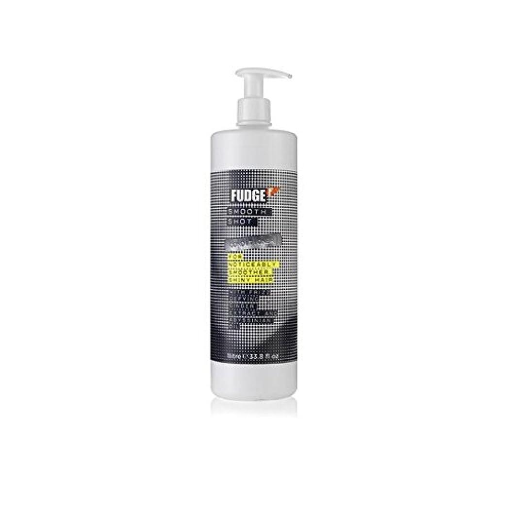 素晴らしき途方もない微生物Fudge Smooth Shot Shampoo (1000ml) - ファッジスムーズなショットシャンプー(千ミリリットル) [並行輸入品]