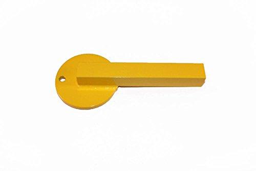 Car Builder Supply 911 912 914 930 356 Round Jack Pad Tool Heavy Duty