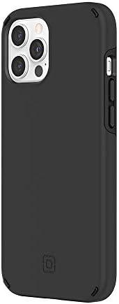 Incipio Duo Case Compatible with iPhone 12 Pro Max Black Black product image