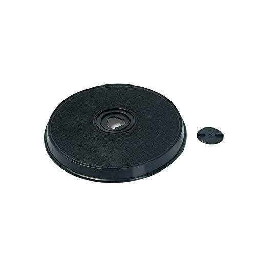 MarelShop®-Filtro in carbone circolare cappa per Faber 232x26,5mm compatibile