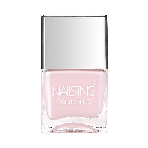 Nails Inc. Verijdelen in liefde Nagellak Fashion fix_Vintage T-shirt Pastel Roze