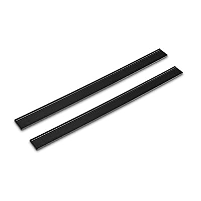 Kärcher 2 x Replacement Rubber Lips for Window Vac Large Blade, 280 mm Wide by Kärcher