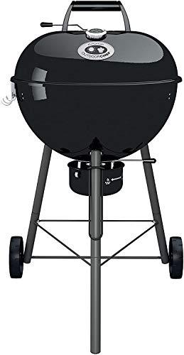 Barbecue sferico in acciaio da giardino esterno OUTDOORCHEF modello CHELSEA 570 C, funziona a gas.