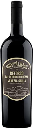 Mont'Albano Refosco dal Peduncolo Rosso Bio 2018
