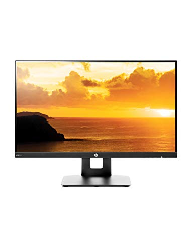HP VH240a 23.8-inch Full HD 1080p IPS LED Monitor with Built-in Speakers and VESA Mounting, Rotating...