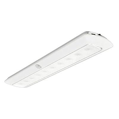 Good Earth Lighting Rechargable 7-inch Motion Closet Light - White