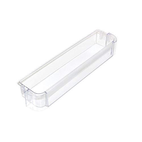 Whirlpool mensola porta-bottiglie parte bassa per frigoriferi trasparente di plastica