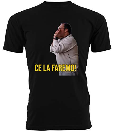 Tshirt Meme - Quarantena - CE LA FAREMO - Meme Italia - Idea Regalo