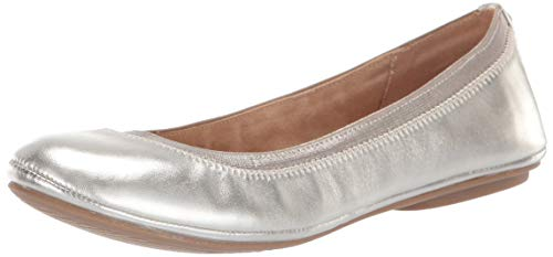Bandolino Footwear Women's Edition Ballet Flat, Gold, 10
