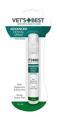 Vet's Best Advanced Dental Spray für Hunde - 14 ml