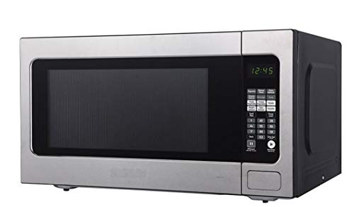 Toshiba 2.2-Cu.-Ft. 1200W Microwave - Stainless Steel