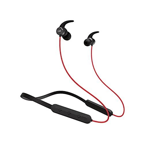 boAt Rockerz 255 Pro Wireless Bluetooth in Ear Earphone with Mic (Raging Red)