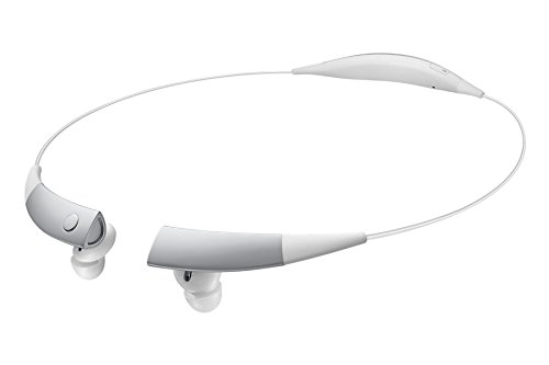 Samsung Gear Circle - White - Bluetooth Headset - Retail Packaging - White