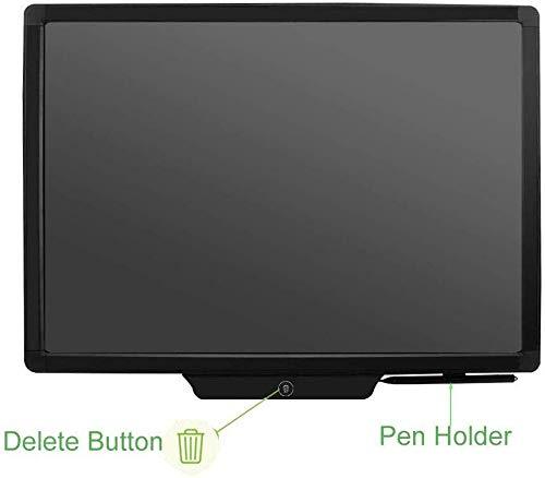 Tablero Graffiti 20-Pulgadas LCD Pen Tablet electrónica Digital de la Tableta Tableta de Dibujo con el Bloc de Notas Tacto de la Aguja de la Tableta gráfica Pluma Escritura