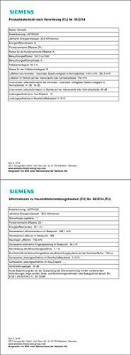 Siemens LI67RA530 iQ300 Flachschirmhaube - 6