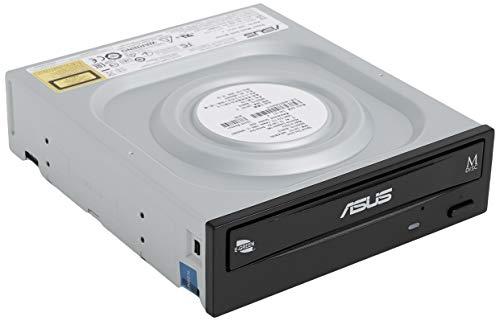 ASUS DRW-24F1ST - DVD SATA SUPERMULTI Burner - SERIAL ATA - BLACK - OEM Bulk Drive