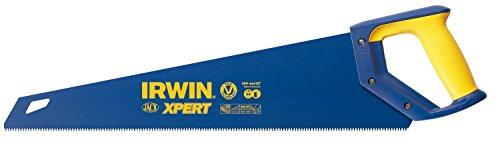 Irwin 10505545 IW10505545 Xpert Scie Egoïne à Revêtement PFTE 8T/9P, Bleu/Jaune, 500 mm