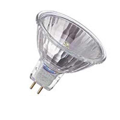 BLV POWERSAVER 18235101 Halogen-Leuchtmittel, Durchmesser 50 mm, 12 V, 24 W, FLOOD GU5.3, 4000 Stunden.