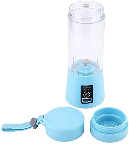 LG Snow Licuadora de Jugo, Extractor de Mini Jugo portátil Duradero, fácil de Limpiar Multiusos para Viajes de Frutas y Verduras, Uso al Aire Libre (Azul)