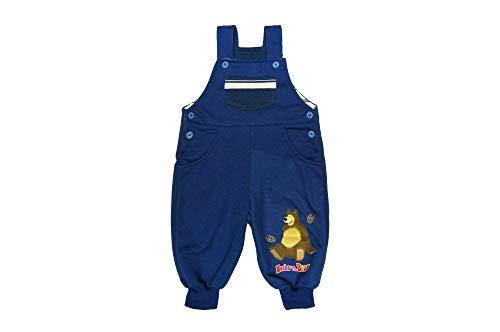 Kleines Kleid Mascha und der Bär Jungen Latzhose Größe 68 74 80 86 92 98 104 Baumwolle Masha and The Bear Strampler-Hose Freizeithose Pump-Hose...