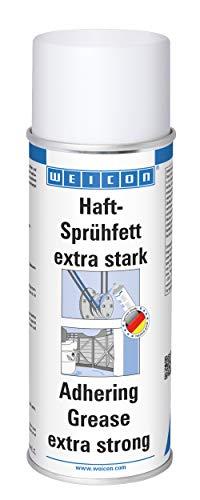 WEICON Haft-Sprühfett extra stark 400ml Spezialschmierstoff haftet unter Wasser