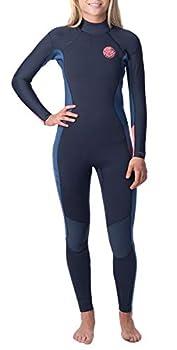 Rip Curl Women s Dawn Patrol 4/3 Back Zip Fullsuit Wetsuit