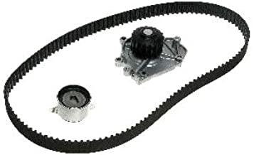 Gates TCKWP184A Engine Timing Belt Kit with Water Pump