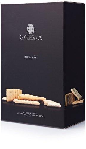 La chinata regañas con aceite de oliva virgen extra–Cracker España con Olivas,...
