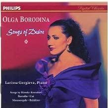 Songs of Desire - Olga Borodina Philips