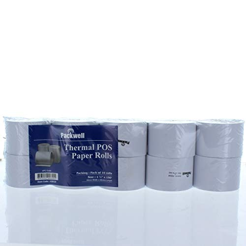 "PAPER ROLL THERMAL BPA FREE 3"" X 85"