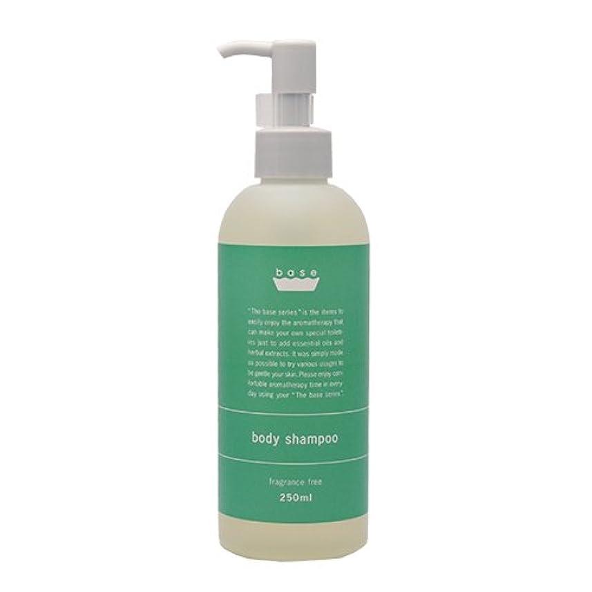 人口ペナルティ呼び出すフレーバーライフ base body shampoo(ボディーシャンプー)250ml