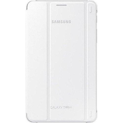 Samsung Folio Schutzhülle Book Cover Case für Galaxy Tab 4 7.0 Zoll - Weiß
