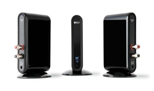 KEF Universal Wireless System schwarz