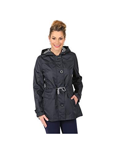 KIRSTEN Damen-Jacke 'Sylt' mit Kapuze Marine | Damenmode | Damen-Jacke | Oberteile Damen