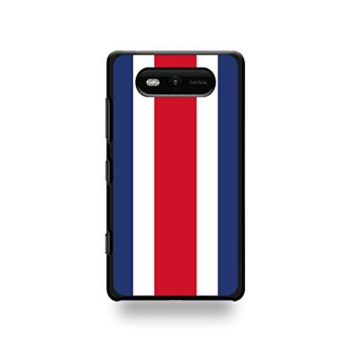 LD coqno820_47 Funda con Tapa para Nokia Lumia 820-OF de Bandera de...