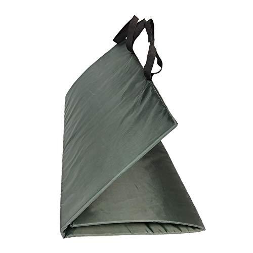 SunniMix Déplier Tapis de Réception 100x60x0.5cm de Protection Poissons Carpe de Pêche Équipements Peser Tapis
