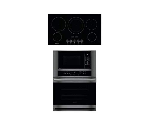 Frigidaire 2 Piece Kitchen Appliances Package with...
