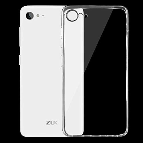 Wei Hongyu - Funda protectora para Lenovo ZUK Z2 (0,75 mm, ultrafina), transparente