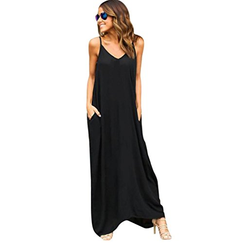 Overdose 2018 Hippie Boho Womens Summer MáS CóModa Grasa AlgodóN Cocktail Party Beach Maxi Vestido Largo